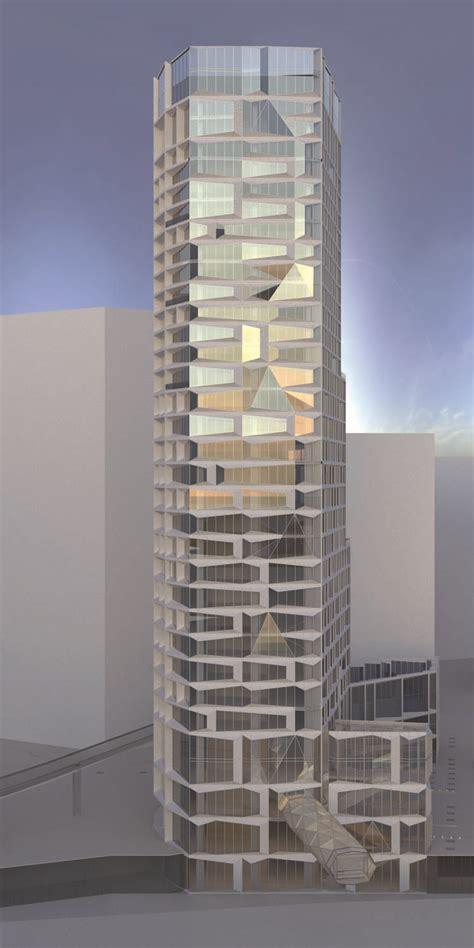 hilal tower riyadh saudi arabia  adrisn smith gordon gill architecture  floors