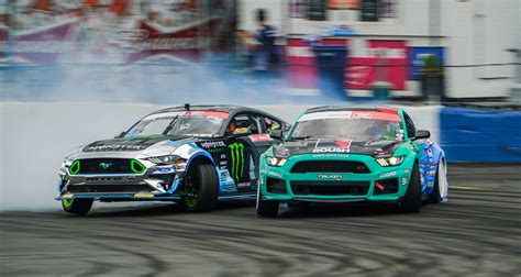 Making points, and exploring the points of Formula Drift ...