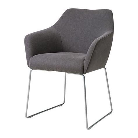 Stuhl Ikea Weiß by Ikea Tossberg Stuhl K 246 Rpergerecht Geformte R 252 Ckenlehne