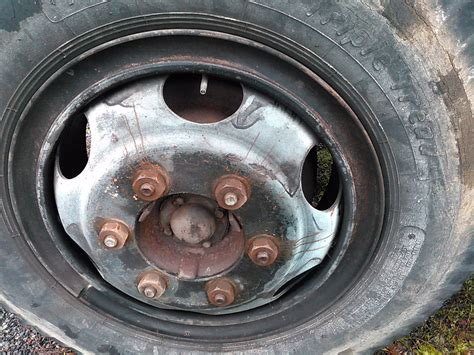 1969 F600 Wheel Type And Years Used