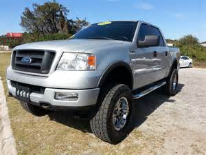 2005 Ford F 150 SuperCrew