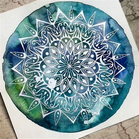 ideen zum thema mandala malen ausfuehrliche
