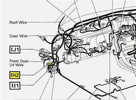 1999 toyota camry 2 2l le wiring diagram fasett info