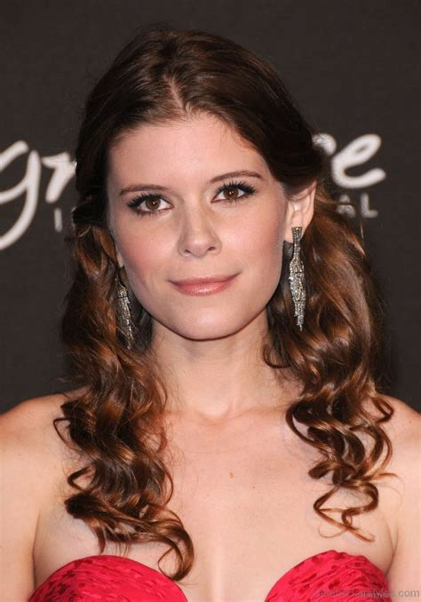 kate mara stylish hairstyles