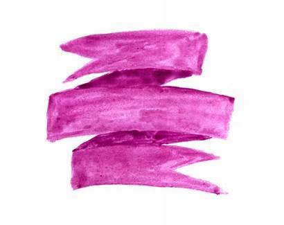 Watercolor Banner Purple Transparent Banners Onlygfx Orange
