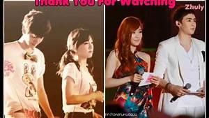 Taeyeon ♥ Baekhyun VS Tiffany ♥ Nichkhun Couple 2014 - YouTube