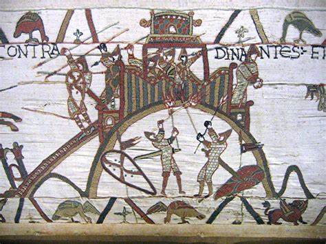 Tapisserie De Bayeu by Fran 231 Ais 5 232 Me Tapisserie De Bayeux