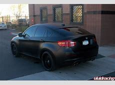 Murdered Out BMW X6M Done at Vivid Racing – Vivid Racing News
