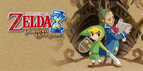 The Legend Of Zelda Phantom Hourglass Nintendo Ds