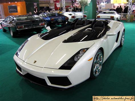 Lamborghini Concept S Photos Informations Articles