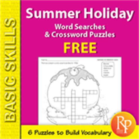 Summer Word Search Teaching Resources  Teachers Pay Teachers
