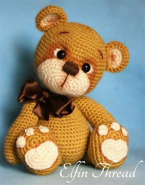 crochet teddy 466 best amigurumi bears images on pinterest