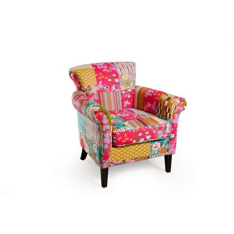 fauteuil ali 233 nor tissu boh 232 me meubles macabane meubles