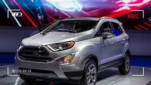 Ford Ecosport 2018 Zubehör : 2018 ford ecosport cuv new edition review youtube ~ Kayakingforconservation.com Haus und Dekorationen