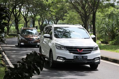 Review Wuling Cortez by Test Drive Wuling Cortez L Plus 1 8 I Amt 2018