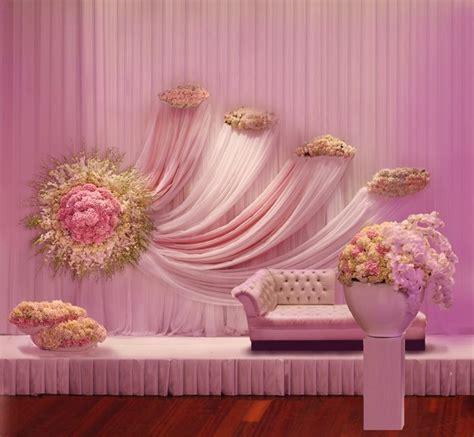 simple wedding stage decor wedding ideas simple beautiful decorations pink theme Simple Wedding Stage Decor