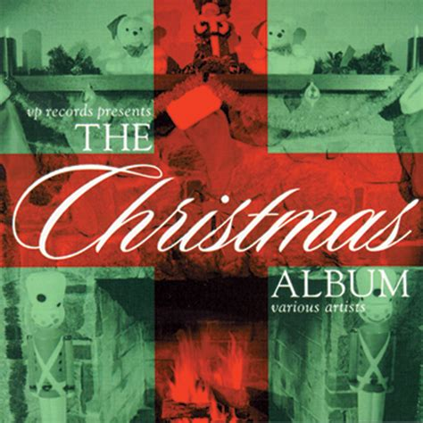 the christmas album vp records