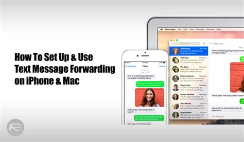 how to forward a text on iphone how to use sms forwarding in ios 8 1 on iphone and