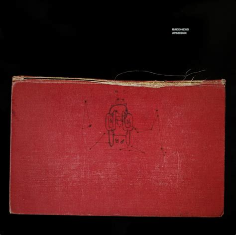 Radiohead Amnesiac Tattoo