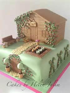 Pinterest House Cake