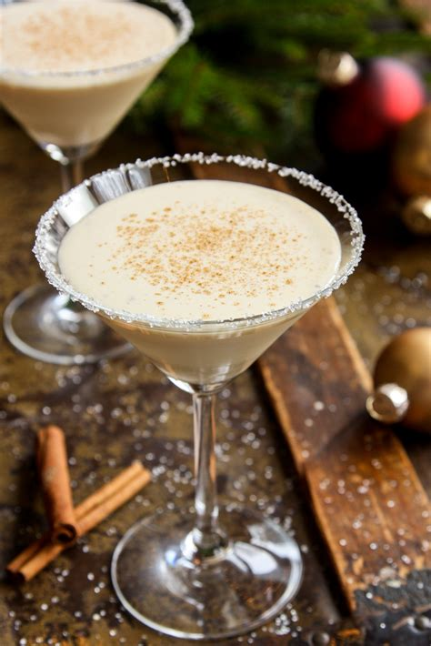 6 holiday cocktails from influencers christmas cocktail recipes