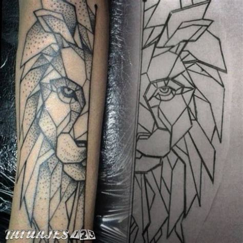 lion tattoo tatuajes