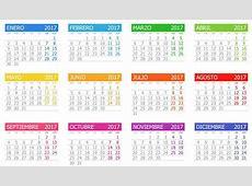 Calendario de fiestas laborales para el año 2017 Pymetal