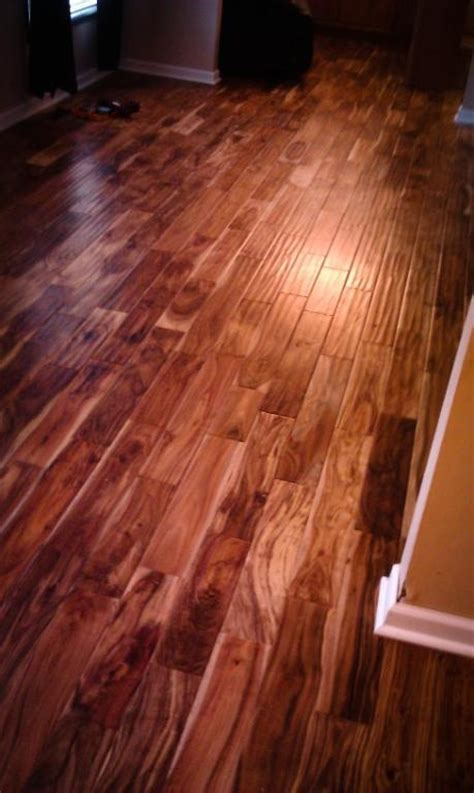 Tobacco Road Acacia flooring   New house   Pinterest
