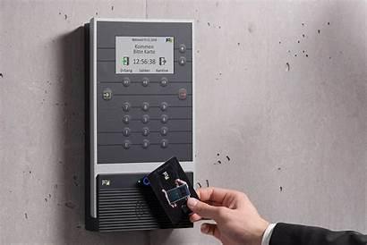 Pcs Zeiterfassung Zeiterfassungsterminal Erhoeht Unternehmens Produktivitaet Systeme