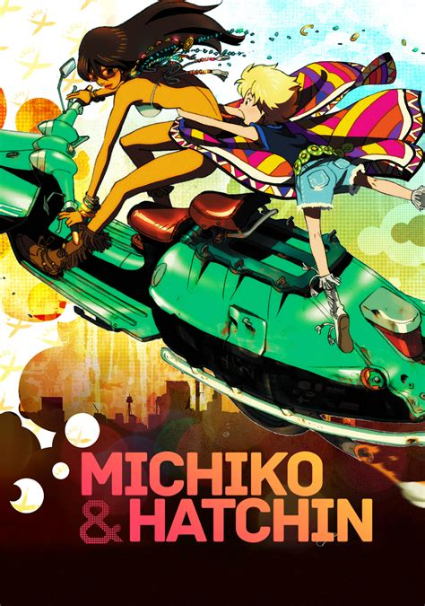 Michiko to Hatchin   TV fanart   fanart.tv