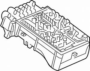 Buick Envision Fuse And Relay Center  Engine Compartment