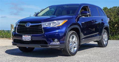 Toyota Highlander Reviews by 2016 Toyota Highlander Review Digital Trends