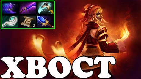 dota 2 xboct plays lina ranked match gameplay youtube