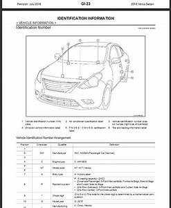 2016 Nissan Versa Sedan N17 Service Repair Manual  U0026 Wiring