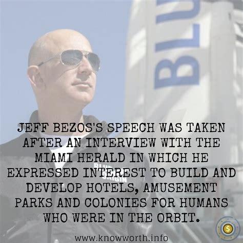 Jeff Bezos Net Worth | Bezos, Jeff bezos, Net worth