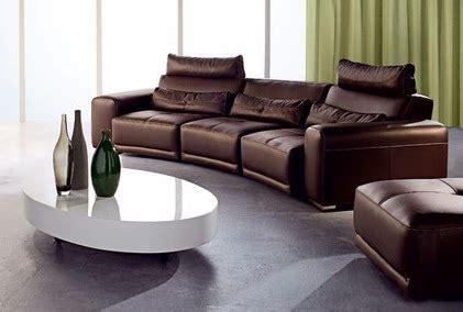 salon center canap canapé composable cuir center photo 4 10 dimensions