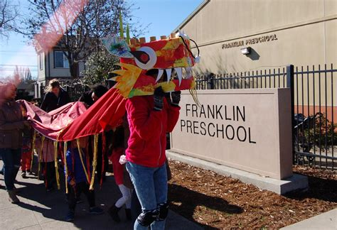 early childhood education busd preschools berkeley 444 | Franklin Chinese New Year 2018