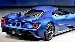 Ford Gt 2016 : 2016 ford gt supercar youtube ~ Voncanada.com Idées de Décoration