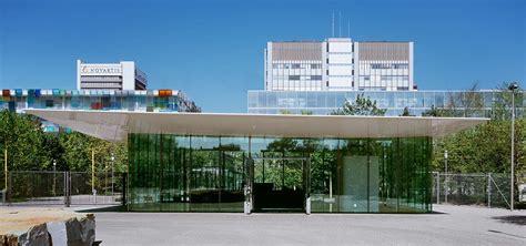 Lighting Design  Novartis Campus  Serra Reception