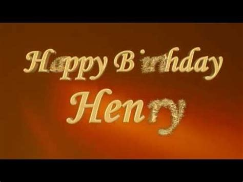 Happy Birthday Henry Images Happy Birthday Henry Pictures To Pin On Pinsdaddy