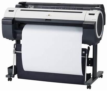 Canon Plotter Ipf750 Ipf Imageprograf Printer Traceur