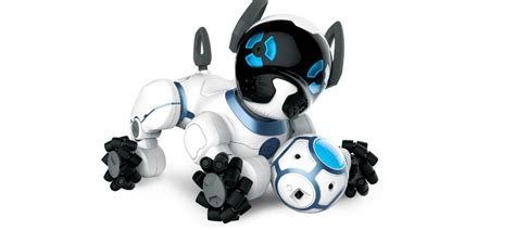 Wowwee's New Chip Robotic Dog Has 'ai Personality'
