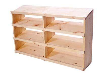 shoe rack plans desk woodoperating plans building  laptop desk