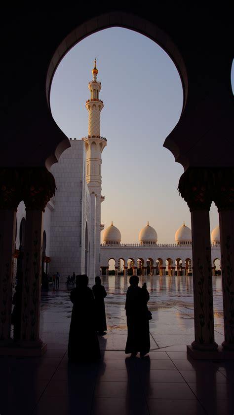 sheikh zayed moschee justmyself