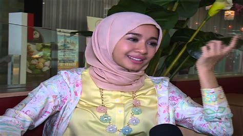 gambar tutorial hijab ala laudya chintya bella tutorial hijab