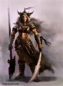 Xena Warrior Princess Art