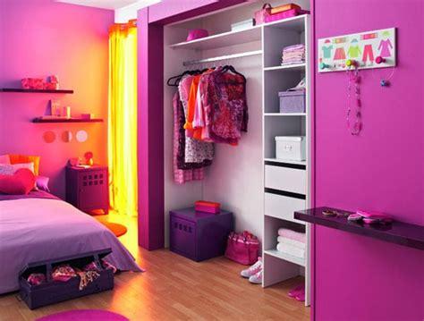 idee de deco pour chambre ado idée chambre ado violet