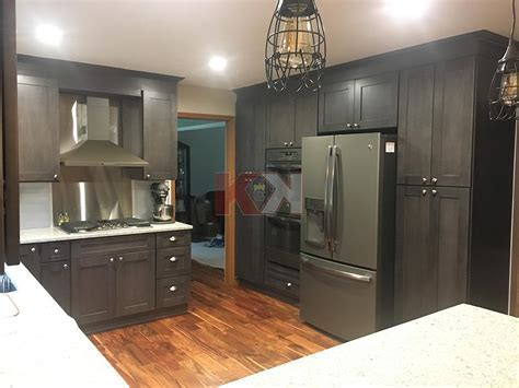 Graystone Shaker Kitchen & Bathroom Cabinet Gallery