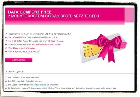 lte netz kostenlos testen telekomt mobile verschenkt