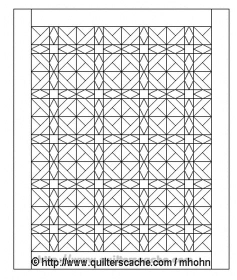 quilt patterns coloring sheets  quilt pattern